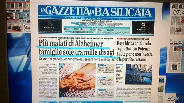 Stato di salute dei lucani, l'inchiesta di Giorgio Santoriello