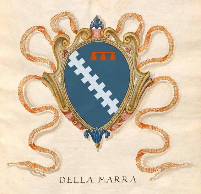 I della Marra e lo Stato di Stigliano,