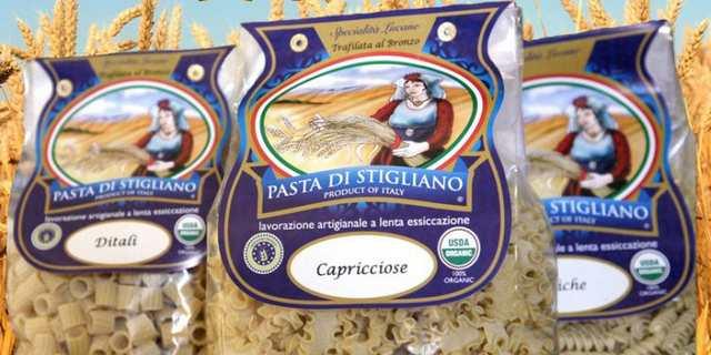 la Pasta di Stigliano all'Anuga, fiera dell'alimentazione di Colonia