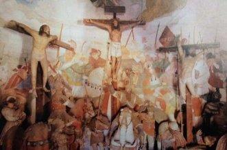 l'albero e la croce, i riti del Calvario a Stigliano