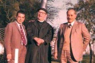 don Paolo Scavone, zio Titta e Antonio Pomarico
