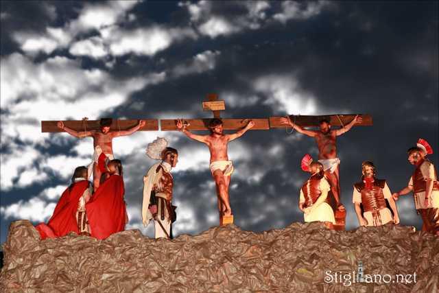 A Cirigliano la Passione di Cristo domenica 22 aprile