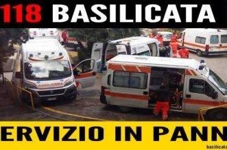 Servizio 118 Basilicata Soccorso