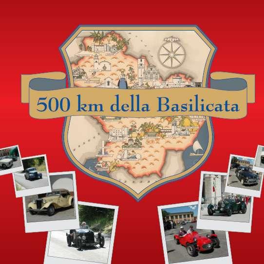 Auto storiche: La 500 km della Basilicata