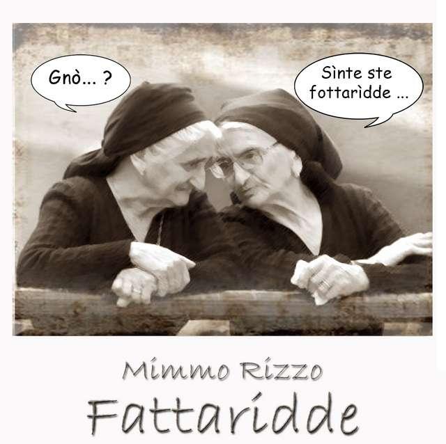 Fattarídde - L'aroma gustoso dei piccoli ricordi, libro di Mimmo Rizzo