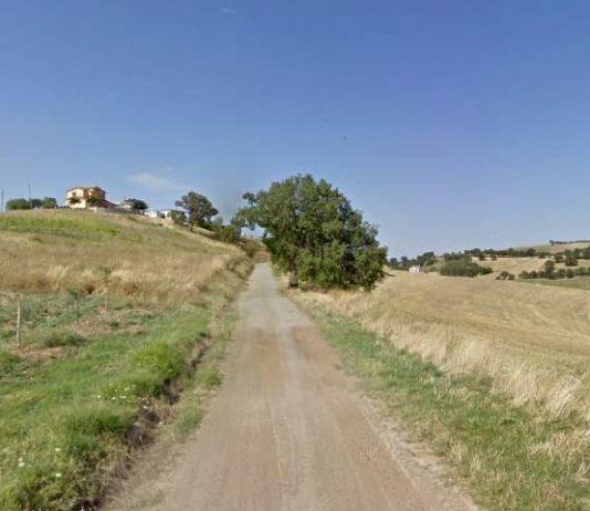 Stigliano (MT), località Santo Spirito