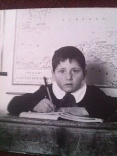 Angelo Colangelo alle elementari