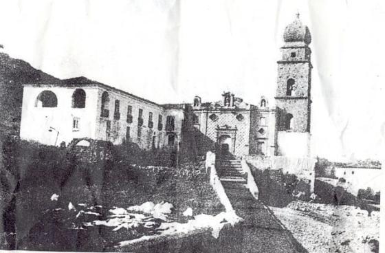 Stigliano, Santa Maria La Nova (Convento di S. Antonio)