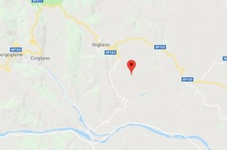 terremoto a Stigliano
