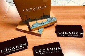 Lucanum, il gioco da tavolo