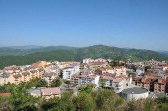 Stigliano (MT), il rione Rotonda
