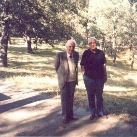 da sinistra, Antonio Martino e Rocco Mazzarone