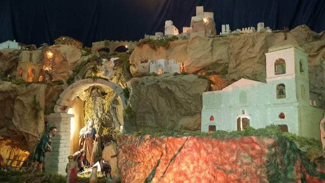 Santa Messa della notte di Natale , Chiesa Santa Maria Assunta Stigliano (MT)