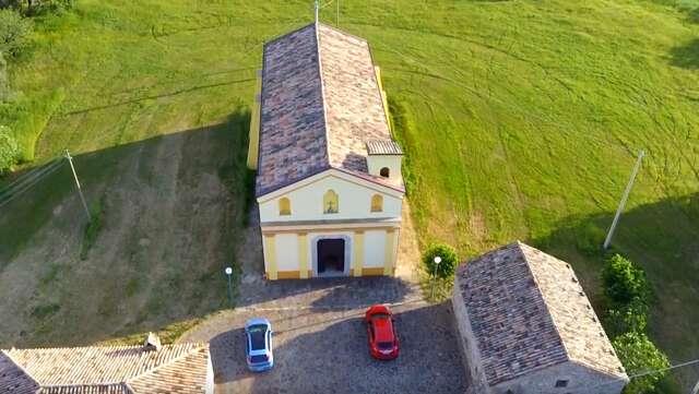 la chiesetta di Santa Maria