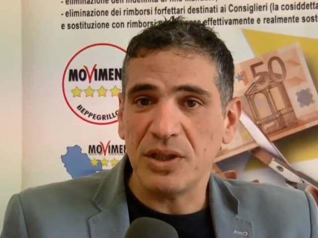 Giovanni Perrino M5S