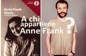 """A chi appartiene Ann Frank?"""