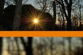 solstizio d'inverno sul monte Croccia ad Oliveto Lucano