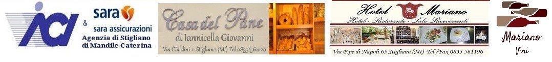 Stigliano.net Consiglia .....