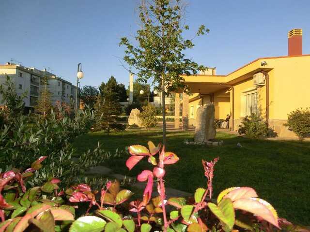 Stigliano (MT), la casa di riposo Casa Hostilianus
