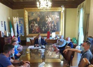 S.P. 4 Cavonica: incontro in Provincia con il Presidente Marrese