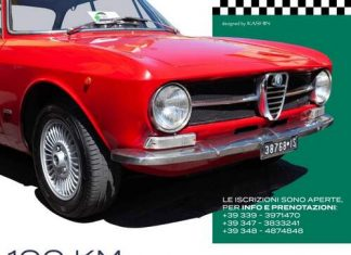 """Auto Moto Raduno - I """"100 KM"""