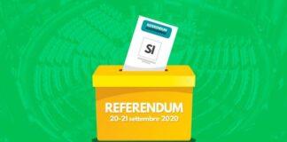Referendum taglio numero dei parlamentari