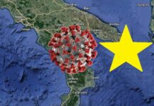 Epidemia da Coronavirus, la Basilicata rientra in zona gialla