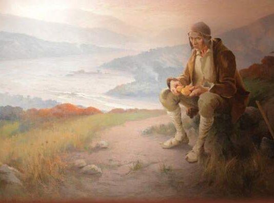 Giovanni Caserta disegna la letteratura lucana