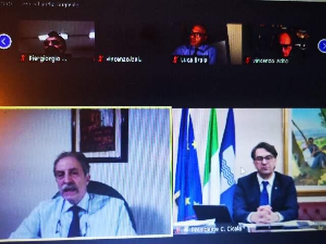 Zona rossa e vaccini in Basilicata, Consiglio approva risoluzioni