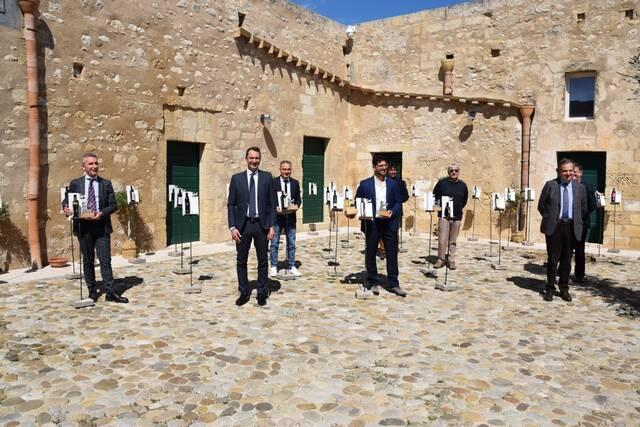 I vincitori del Premio Olivarum