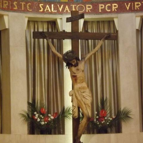 Il mio bel Crocifisso